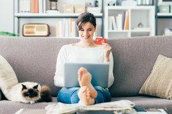 Moderne Zahlungsarten mit der Kreditkarte nutzen