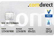 comdirect bank EC-Karte