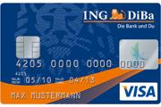 ING-DiBa Kreditkarte