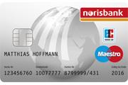 norisbank EC-Karte