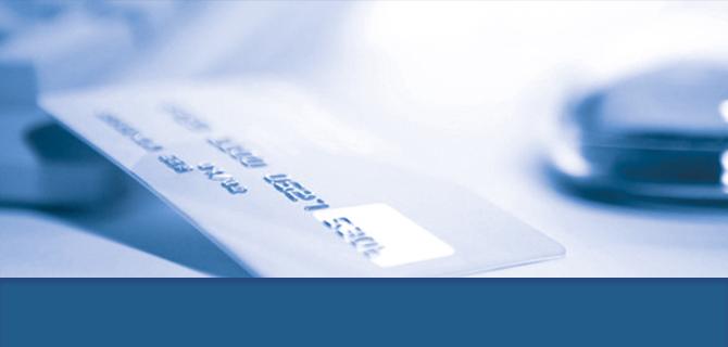 Gebühren und Kosten für Kreditkarten berechnen