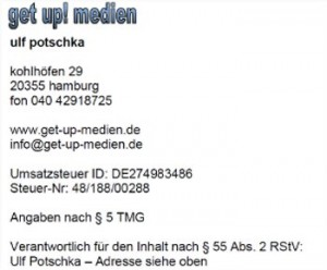 Zins-Kreditrechner.com Impressum & Kontakt